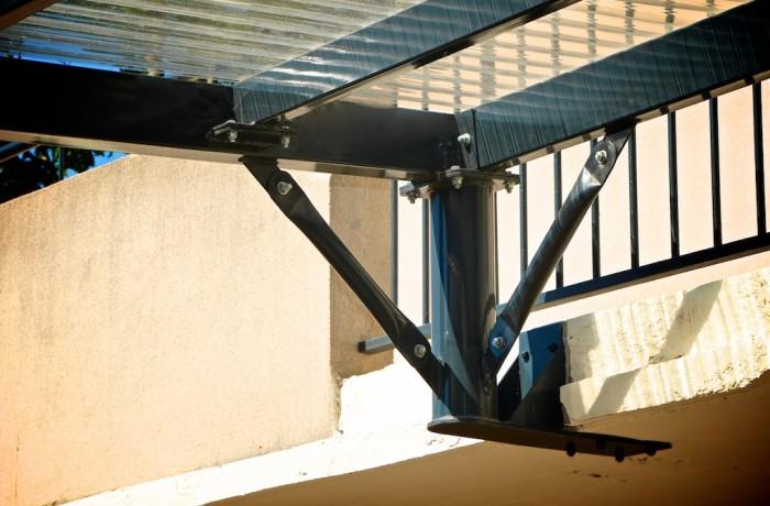 Thermolaquage construction metallique 3