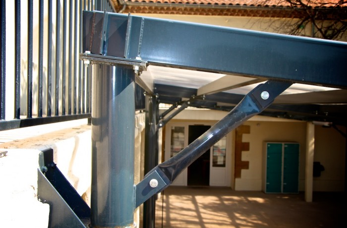 Thermolaquage construction metallique 5
